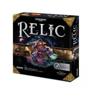 Wizkids   Warhammer 40000: Relic Warhammer 40,000: Relic (Premium Edition) - WZK73969 -