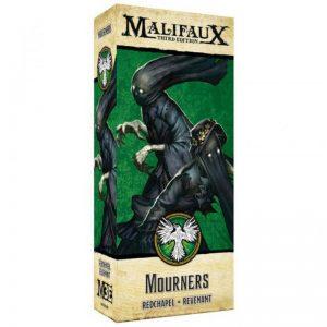 Wyrd Malifaux  Resurrectionists Mourners - WYR23219 - 812152031791