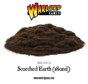 Warlord Games   Sand & Flock Warlord Scenics: Scorched Earth - WGS-STG-13 - 5060393703464
