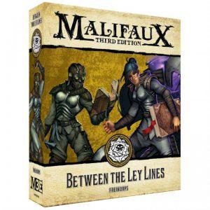 Wyrd Malifaux  Outcasts Between the Ley-Lines - WYR23505 - 812152032033