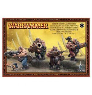 Games Workshop (Direct) Age of Sigmar  Ogor Mawtribes Leadbelchers - 99120213013 - 5011921028566