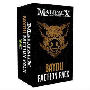 Wyrd Malifaux  Malifaux Essentials M3E: Bayou Faction Pack - WYR23007 - 812152030657
