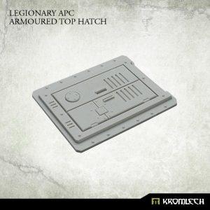 Kromlech   Vehicles & Vehicle Parts Legionary APC Armoured Top Hatch (1) - KRVB069 - 5902216118416