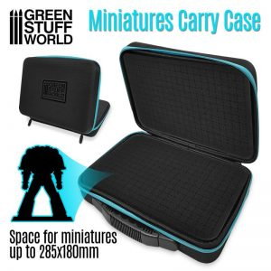 Green Stuff World   Green Stuff World Cases Transport Case with Pick and Pluck Foam - 8436574508574ES - 8436574508574