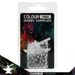 The Colour Forge   The Colour Forge Tools Colour Forge Mixing Balls (50) - TCF-TOL-001 - 5060843100898
