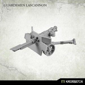 Kromlech   Imperial Guard Model Kits Guardsmen Lascannon (1) - KRM087 - 5902216113428