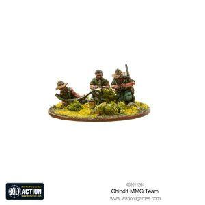 Warlord Games Bolt Action  Great Britain (BA) Chindit MMG team - 403011204 - 5060393708353