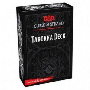 Gale Force Nine Dungeons & Dragons  D&D Decks D&D: Tarokka Deck - C56900000 - 9420020231177