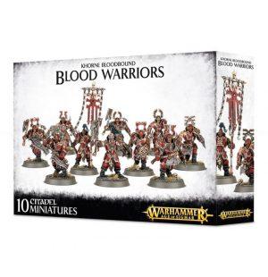 Games Workshop Age of Sigmar  Blades of Khorne Khorne Blood Warriors - 99120201036 - 5011921063581