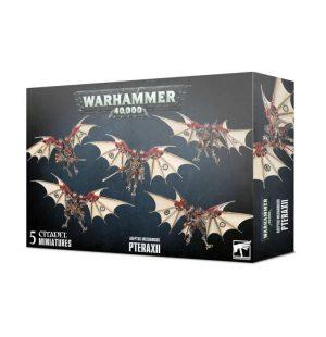 Games Workshop Warhammer 40,000  Adeptus Mechanicus Adeptus Mechanicus Pteraxii - 99120116025 - 5011921135806