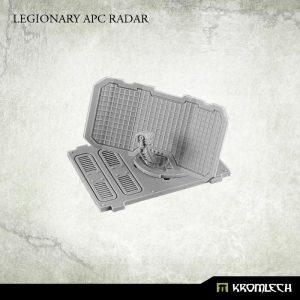Kromlech   Legionary Conversion Parts Legionary APC Radar (1) - KRVB026 - 5902216114388