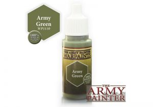 The Army Painter   Warpaint Warpaint - Army Green - APWP1110 - 2561110111119