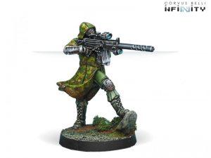 Corvus Belli Infinity  Ariadna Ariadna Scouts (AP Sniper) - 280167-0476 - 2801670004767