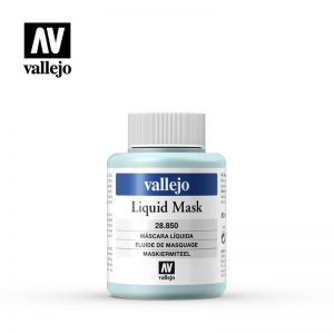 Vallejo   Vallejo Extras AV Vallejo - Liquid Mask 85ml - VAL28850 - 8429551288507