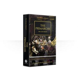 Games Workshop   The Horus Heresy Books The Primarchs: Book 20 (Paperback) - 60100181326 - 9781849709835