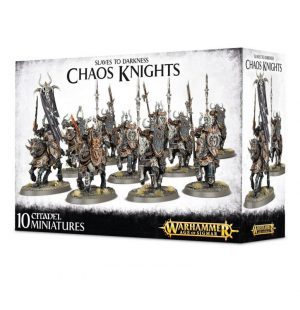Games Workshop (Direct) Age of Sigmar  Slaves to Darkness Chaos Knights - 99120201049 - 5011921066834