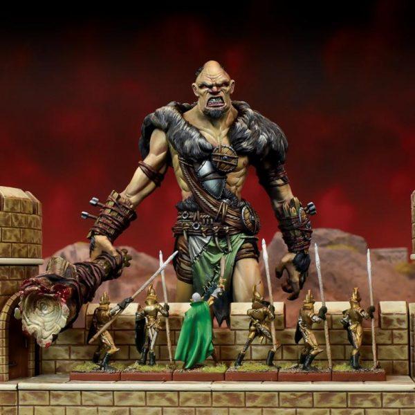Mantic Kings of War  Kings of War: Vanguard Kings of War Giant - MGKWH401 - 5060469663722