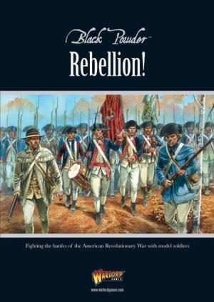 Warlord Games Black Powder  American War of Independence Rebellion! (American War of Independence) - WG-BP006 - 5060200846049
