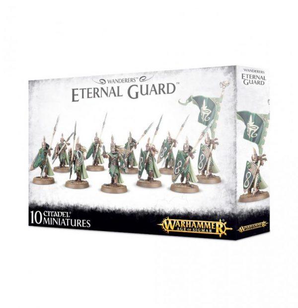 Games Workshop (Direct) Age of Sigmar  Cities of Sigmar Eternal Guard / Wildwood Rangers - 99120219001 - 5011921083350
