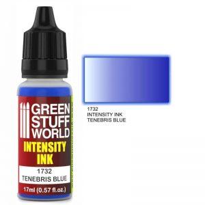 Green Stuff World   Intensity Inks Intensity Ink TENEBRIS BLUE - 8436574500912ES - 8436574500912