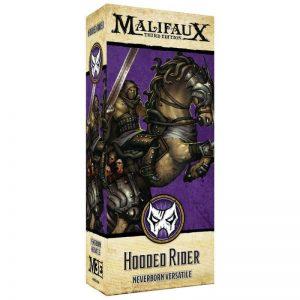 Wyrd Malifaux  Neverborn Hooded Rider - WYR23426 - 812152031302