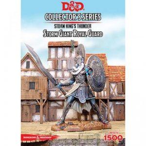Gale Force Nine Dungeons & Dragons  D&D Miniatures D&D: Storm Giant Royal Guard - GFN71052 - 9420020232242