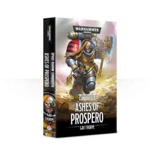 Games Workshop   Warhammer 40000 Books Ashes of Prospero (paperback) - 60100181475 - 9781784966454