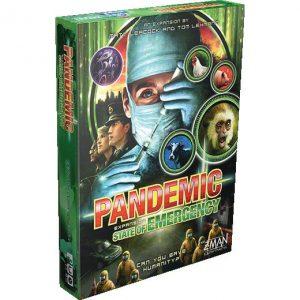 Z-Man Games Pandemic  SALE! Pandemic: State of Emergency - ZMG71103 - 681706711034