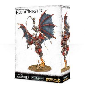 Games Workshop Warhammer 40,000 | Age of Sigmar  Blades of Khorne Khorne Bloodthirster - 99129915024 - 5011921064335