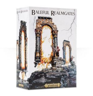 Games Workshop (Direct)   Age of Sigmar Terrain Baleful Realmgates - 99120299026 - 5011921046744