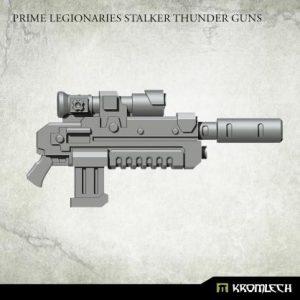 Kromlech   Legionary Conversion Parts Prime Legionaries Stalker Thunder Guns - KRCB253 - 5908291070397