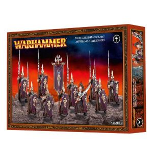 Games Workshop (Direct) Age of Sigmar  Age of Sigmar Direct Orders Dark Elf Dreadspears - 99120212006 - 5011921048588