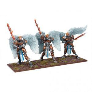 Mantic Kings of War  Forces of Basilea Basilean Elohi Regiment - MGKWB13-1 - 5060208865028