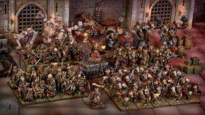 Mantic Kings of War  Abyssal Dwarves Abyssal Dwarf Mega Army (2020) - MGKWK113 - 5060469665191