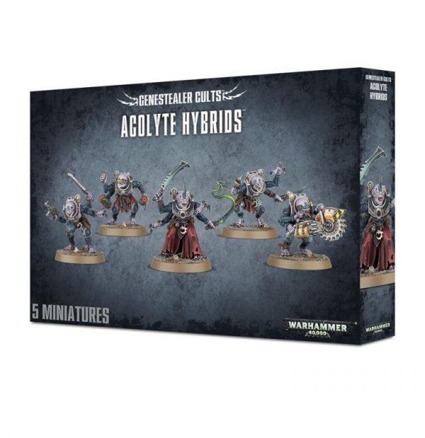 Games Workshop Warhammer 40,000  Genestealer Cults Acolyte Hybrids / Metamorphs - 99120117003 - 5011921077267