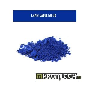 Kromlech   Weathering Powders Weathering Powder: Lapis Lazuli Blue - KRMA015 - 5902216112162