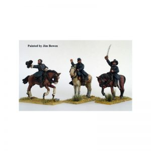 Perry Miniatures   Perry Miniatures Union Generals - ACW3 -