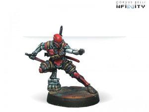 Corvus Belli Infinity  Non-Aligned Armies - NA2 Senor Massacre (AP CCW, E/M CCW) - 280707-0298 - 2807070002983