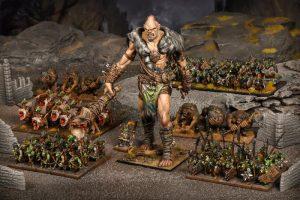 Mantic Kings of War  Goblins Goblin Mega Army - MGKWG109 - 5060469666020