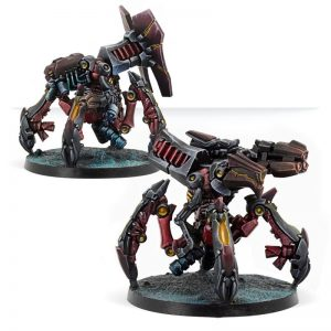 Corvus Belli Infinity  Combined Army Combined Army Drone Remotes Pack - 281605-0839 - 2816050008396