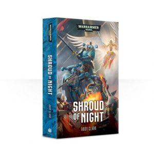 Games Workshop   Warhammer 40000 Books Shroud of Night (softback) - 60100181471 - 9781784966430