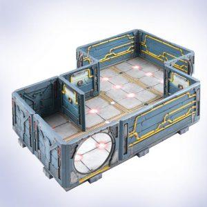Archon Studio   Archon Studio Terrain Dungeons & Lasers: Vault 7 Expansion - DNL0019 - 5901414671105