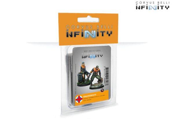Corvus Belli Infinity  Ariadna Irmandinhos Dual Pack - 281117-0896 - 2811170008967