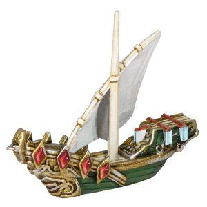 Mantic Kings of War Armada  Elves Elf Booster Fleet - MGARE102 - 5060469667348