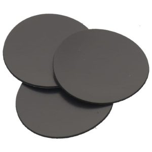Safe and Sound   Safe and Sound Cases Self-adhesive magnetic sticker round 40mm - SAFE-SAS-40MM - 5907459694963