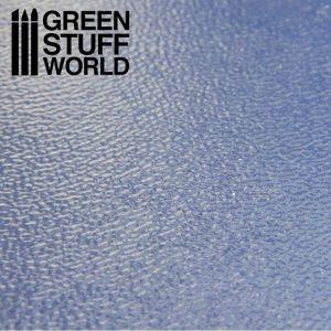 Green Stuff World   Plasticard Calm Water Textured Plasticard Sheet - 8436554363940ES - 8436554363940