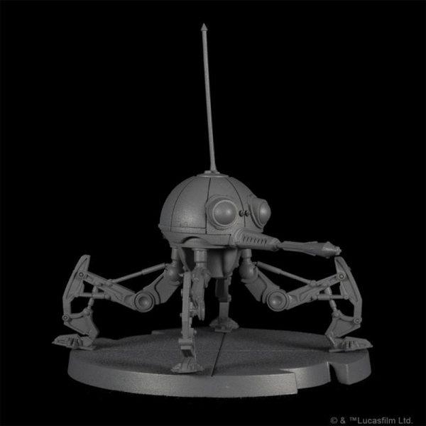 Fantasy Flight Games Star Wars: Legion  Separatist Alliance - Legion Star Wars Legion: DSD1 Dwarf Spider Droid Unit Expansion - FFGSWL88 -