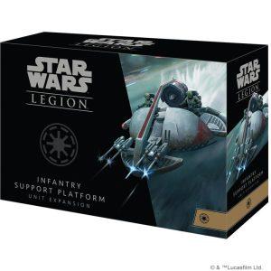 Fantasy Flight Games Star Wars: Legion  The Galactic Republic - Legion Star Wars Legion: Infantry Support Platform - FFGSWL85 - 841333113292