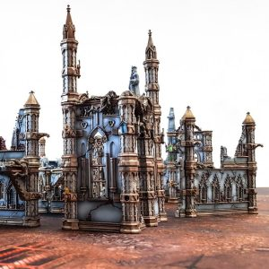 Archon Studio   Archon Studio Terrain Rampart: Eternal Cathedral - RAM0001 - 5901414670344