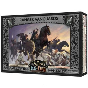 Cool Mini or Not A Song of Ice and Fire  Night's Watch A Song of Ice and Fire: Night's Watch Ranger Vanguard - CMNSIF312 - 889696012067